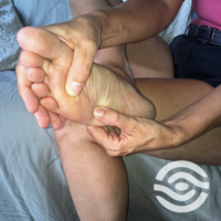 Reflexology self-help techniques workshop