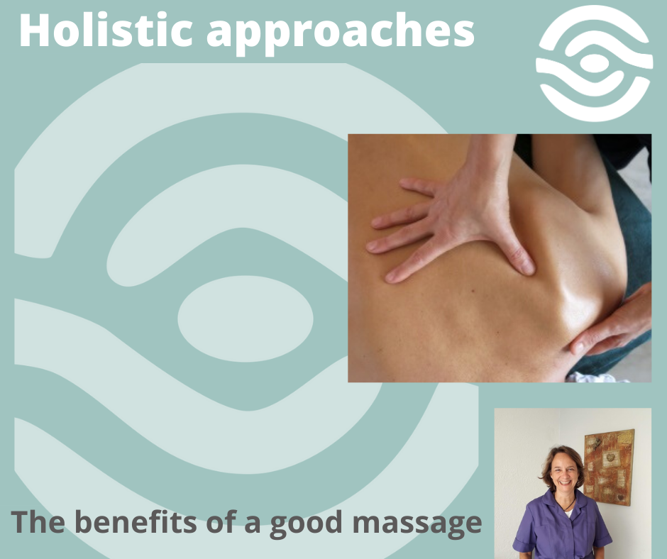 The benefits of a good massage