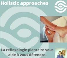 La réflexologie plantaire et la détente